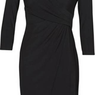 Krátké šaty CLEORA Černá