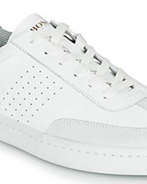 Bílé tenisky BOSS