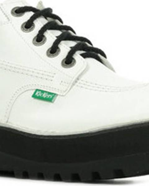 Bílé boty Kickers