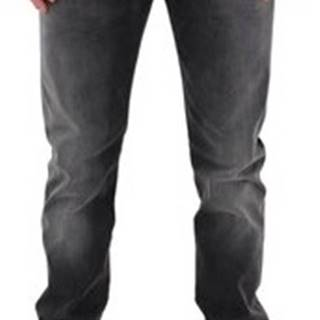 Rifle rovné Jeans Anbass Hyperflex Slim Fit ruznobarevne