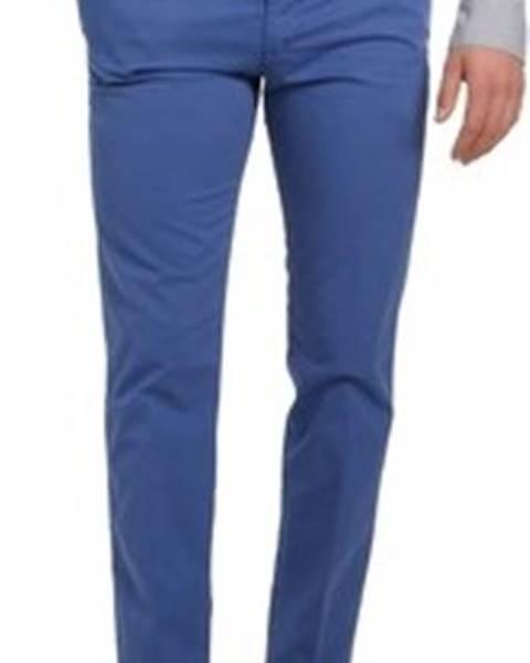 Modré kalhoty Barbolini Milano