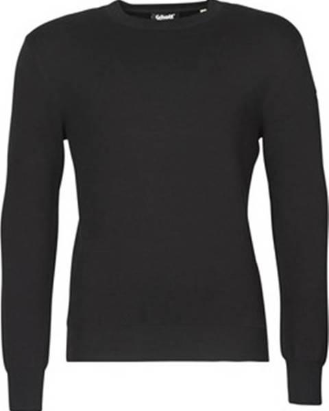 Černý svetr Schott