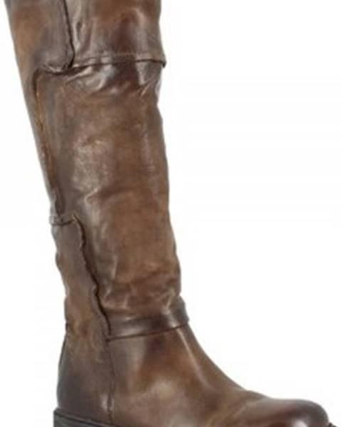 Kozačky Leonardo Shoes