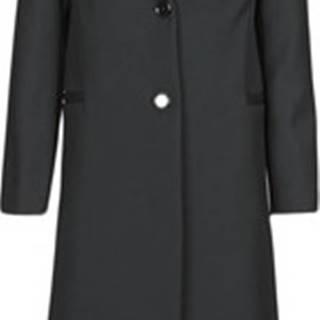Kabáty 2AMF5K2P5 Černá