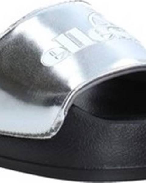 Stříbrné pantofle Ellesse