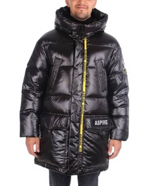 Černá bunda Bosideng