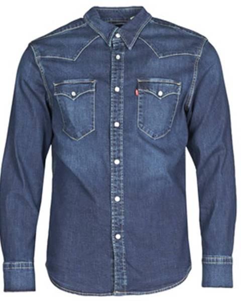 Modrá košile Levis