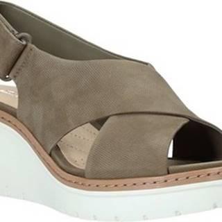 Sandály 26141166 Zelená