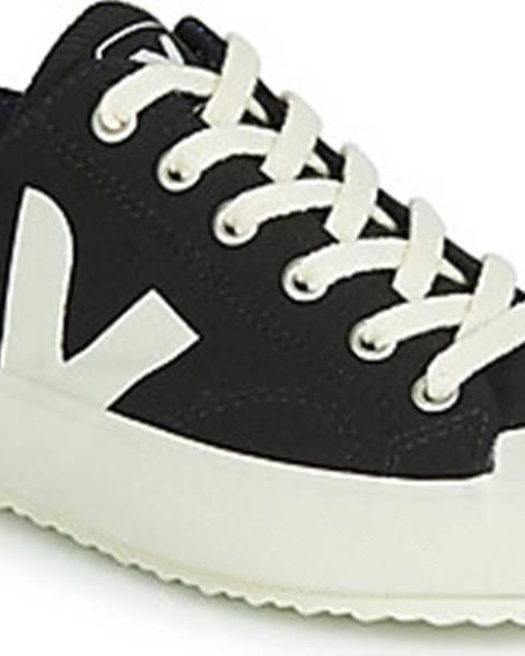 Černé tenisky Veja