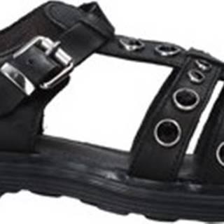 Sandály CLE104038 Černá