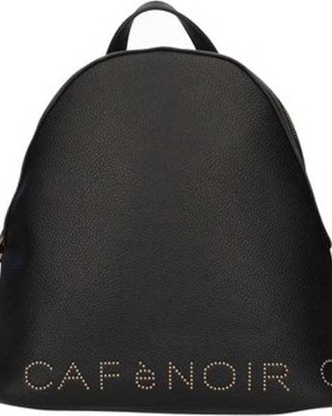 Černý batoh Cafe Noir