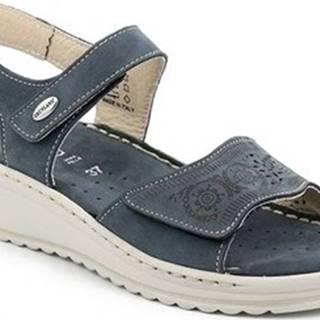 Sandály SA2580 Modrá