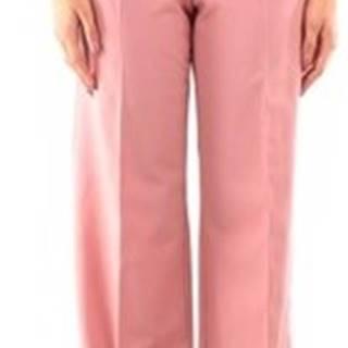 Ležérní kalhoty FAUNO Růžová