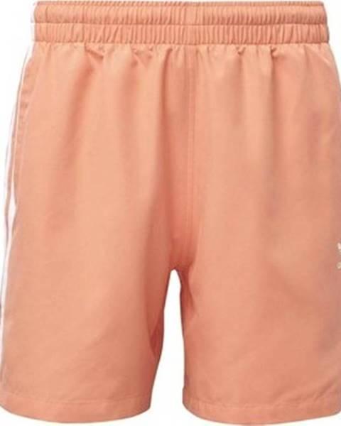 Oranžové plavky adidas