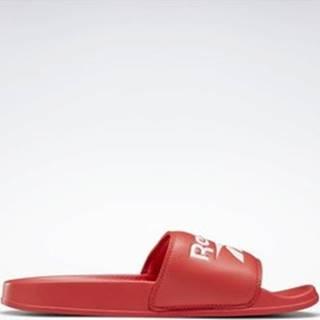 Módní tenisky  Slides Červená