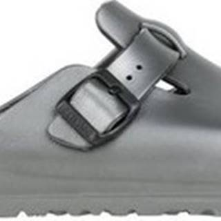 Pantofle Boston Eva Stříbrná
