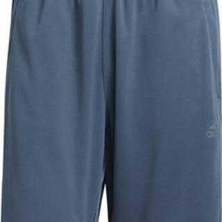 adidas Kraťasy & Bermudy Šortky 3-Stripes 9-Inch Modrá