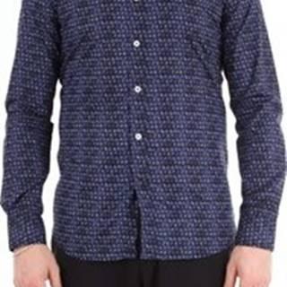 Košile s dlouhymi rukáv S02CABLU1684 ruznobarevne
