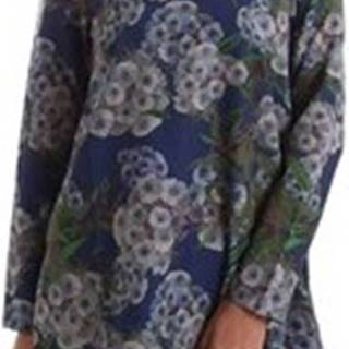 Krátké šaty AB.AB.ML.0026 Modrá