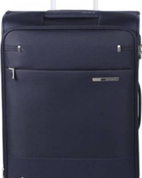 Modrý kufr SAMSONITE