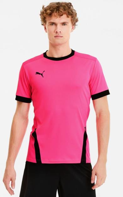 Růžové tričko puma