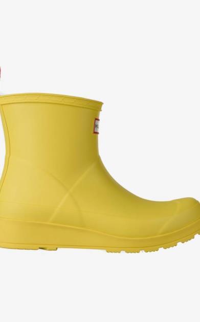 Žluté holínky Hunter