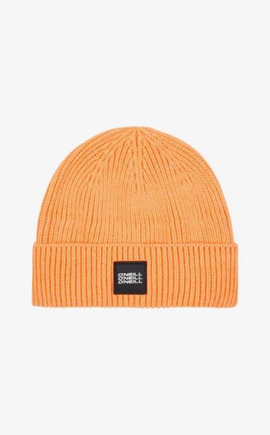 Oranžová čepice o'neill