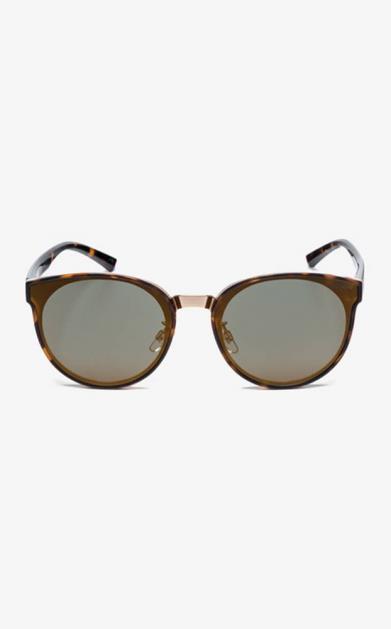 Hnědé brýle pepe jeans