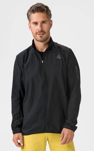 Černá bunda adidas performance