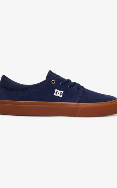 Modré tenisky DC