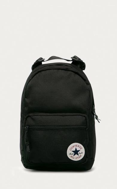Černý batoh converse