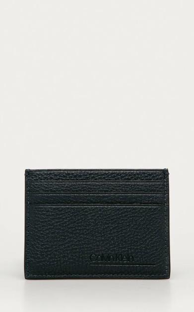 Modrá peněženka Calvin Klein