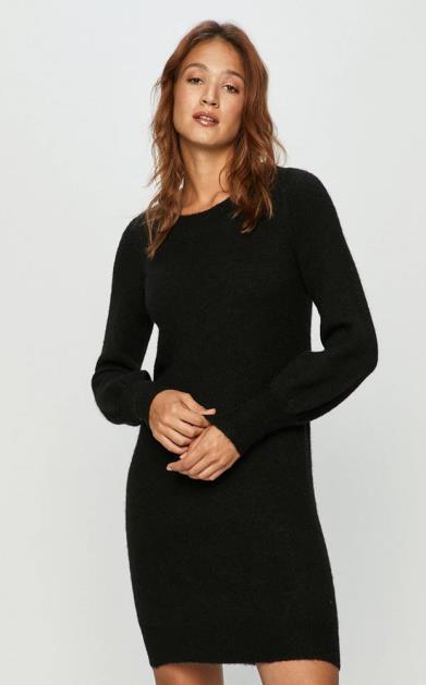 Černé šaty vero moda