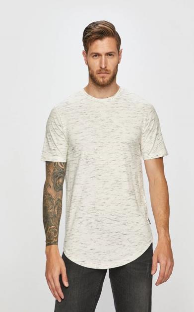 Bílé tričko only & sons