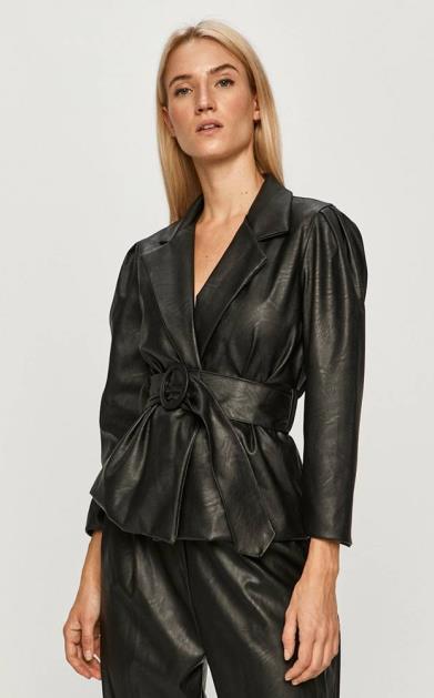 Černá bunda Haily's