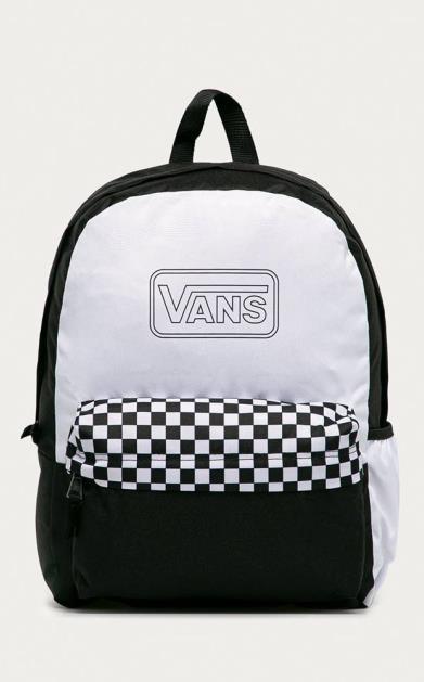 Bílý batoh vans