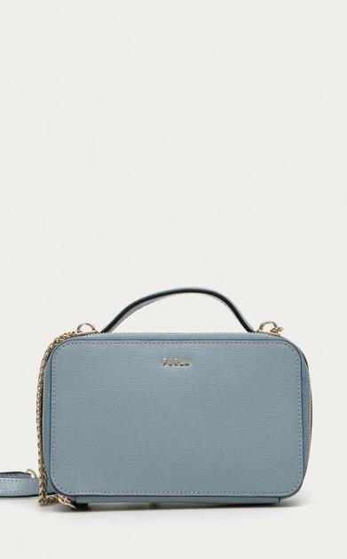 Modrá kabelka Furla