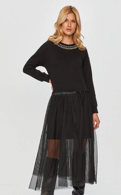 Černé šaty TWINSET