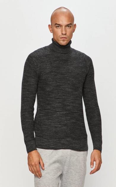 Šedý svetr Premium by Jack&Jones