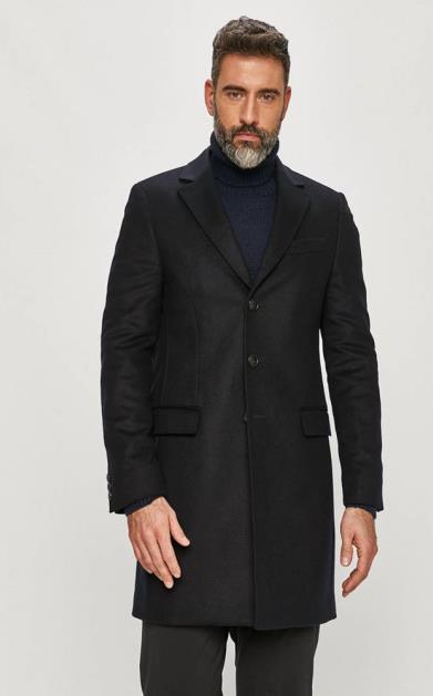 Modrá bunda Tommy Hilfiger Tailored