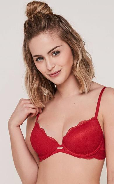 Červené spodní prádlo Undiz