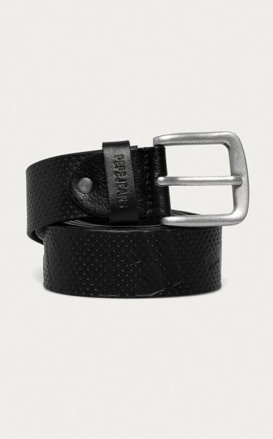 Černý pásek pepe jeans