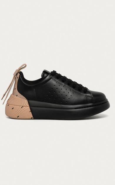 Černé boty Red Valentino
