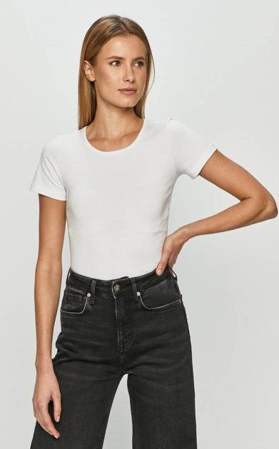 Top cross jeans