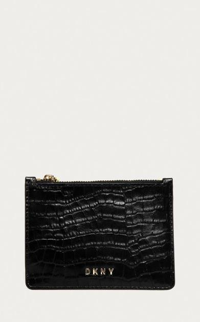 Černá peněženka dkny
