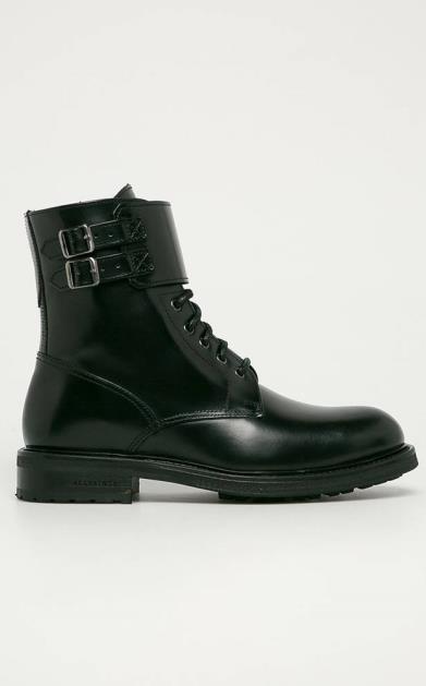 Černé boty AllSaints
