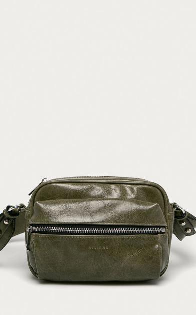 Zelená kabelka MEDICINE
