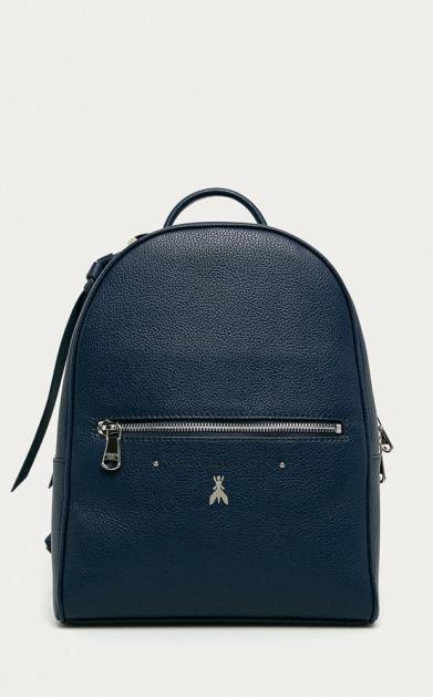 Modrý batoh Patrizia Pepe