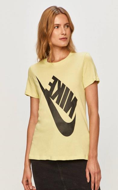 Zelený top Nike Sportswear