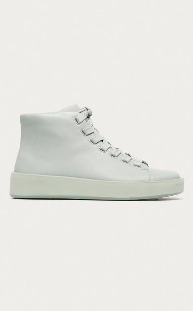 Zelené boty Camper